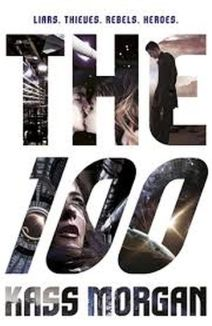 THE 100 Cover Art
